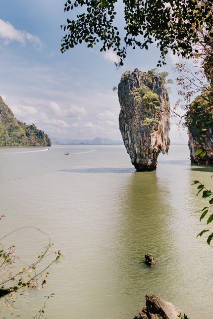 James Bond Insel: Khao Ta-Pu
