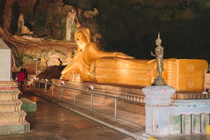 Buddhistischer Tempel - Thailand