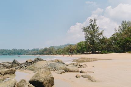 Merlin beach - Merlin Resort - Khao Lak