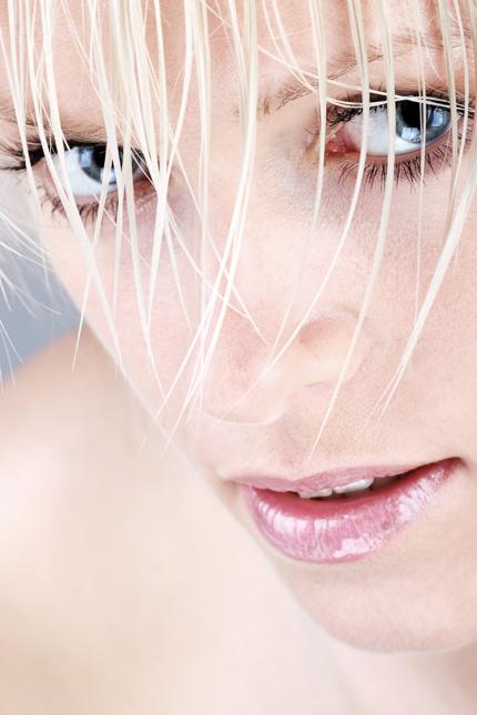 Fotomodell Bernadette