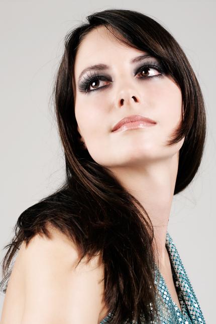 Fotomodell Conny
