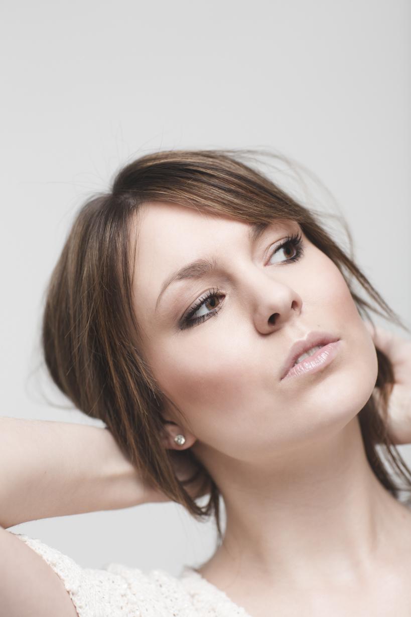 Fotomodell Romana Exenberger