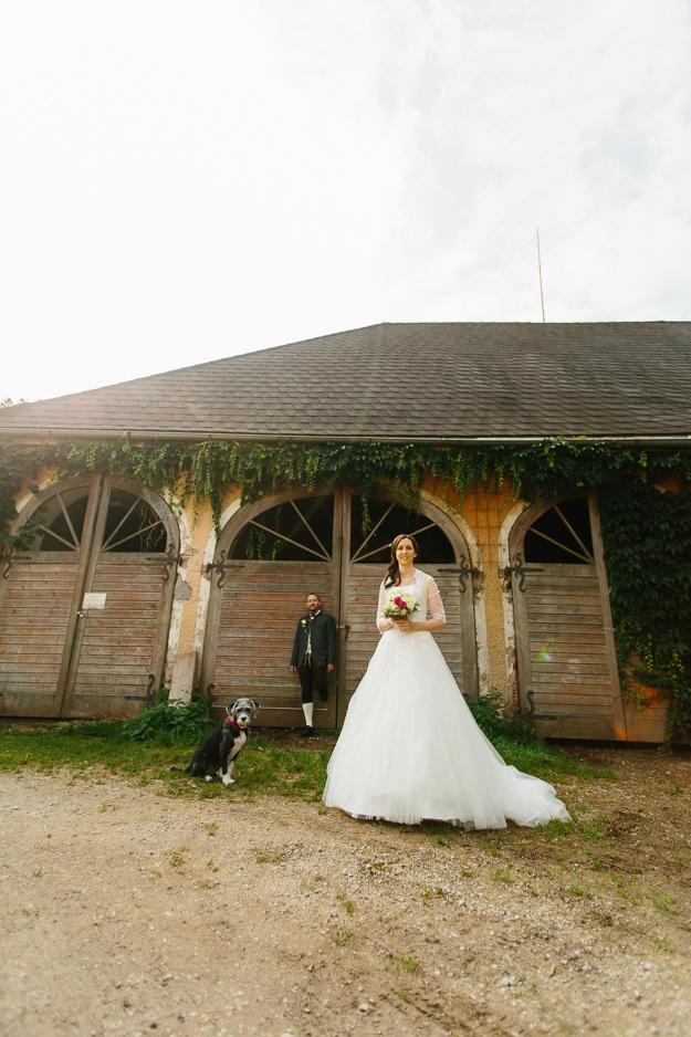 Hochzeit in Schloss Pfaffstätt