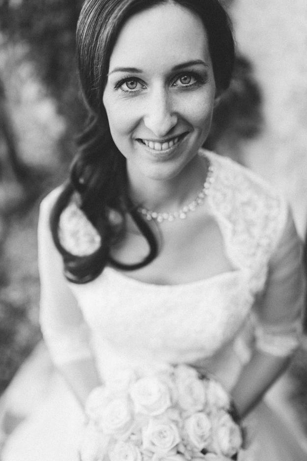 Portrait Braut Hochzeit