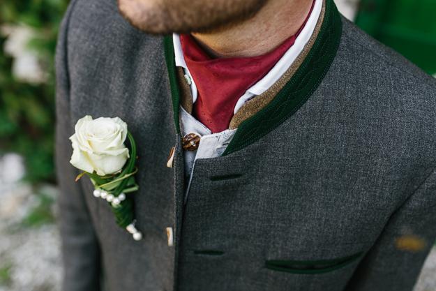 Trachtenanzug Hochzeit