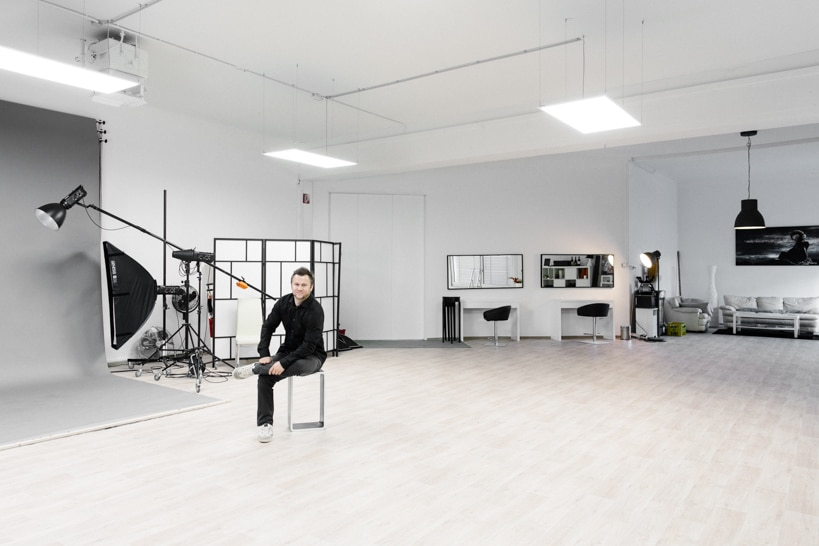 Fotograf Salzburg im Studio B