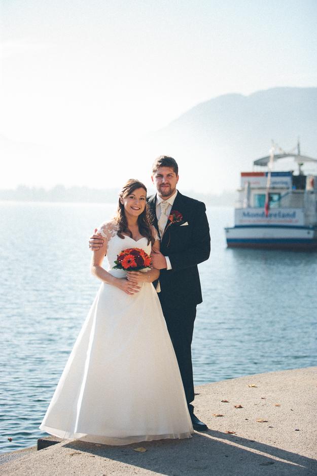Hochzeitsshooting Mondsee