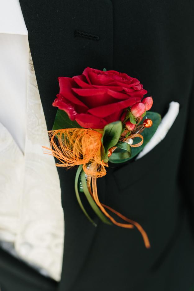 Blumenschmuck Hochzeit