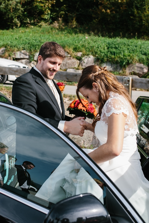 Hochzeit Mondsee