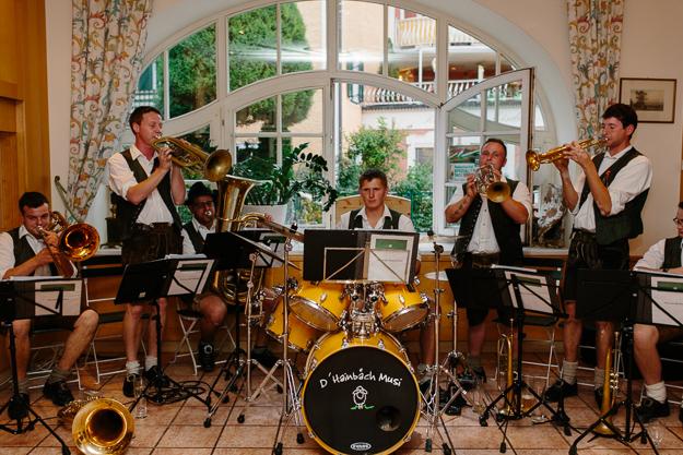 Hochzeit in Mondsee
