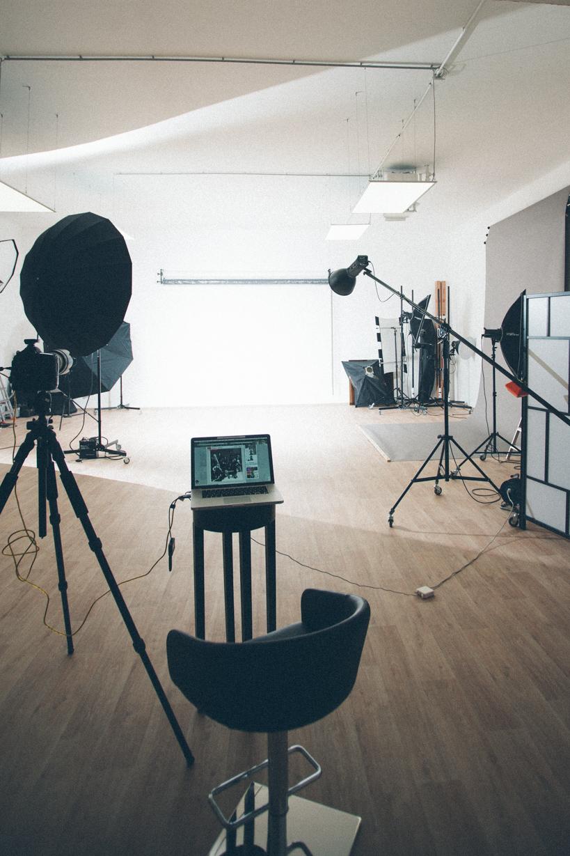 Making Of Studio B