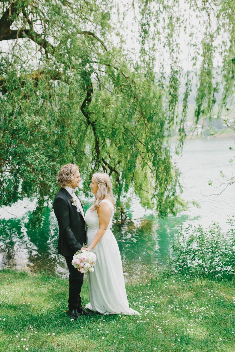 Hochzeitsfotograf Salzburg - Mattsee