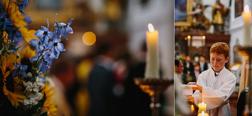 Kirchliche Trauung Mattsee