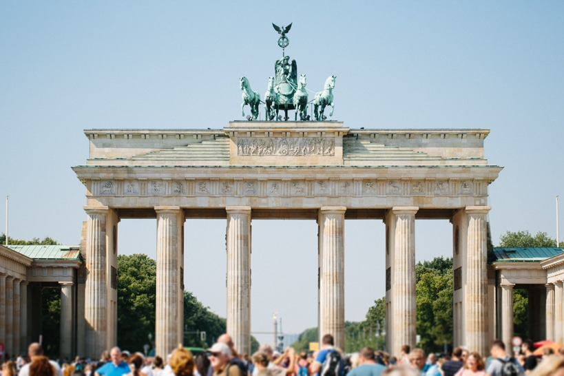 Fotograf Salzburg - Reisebericht Berlin