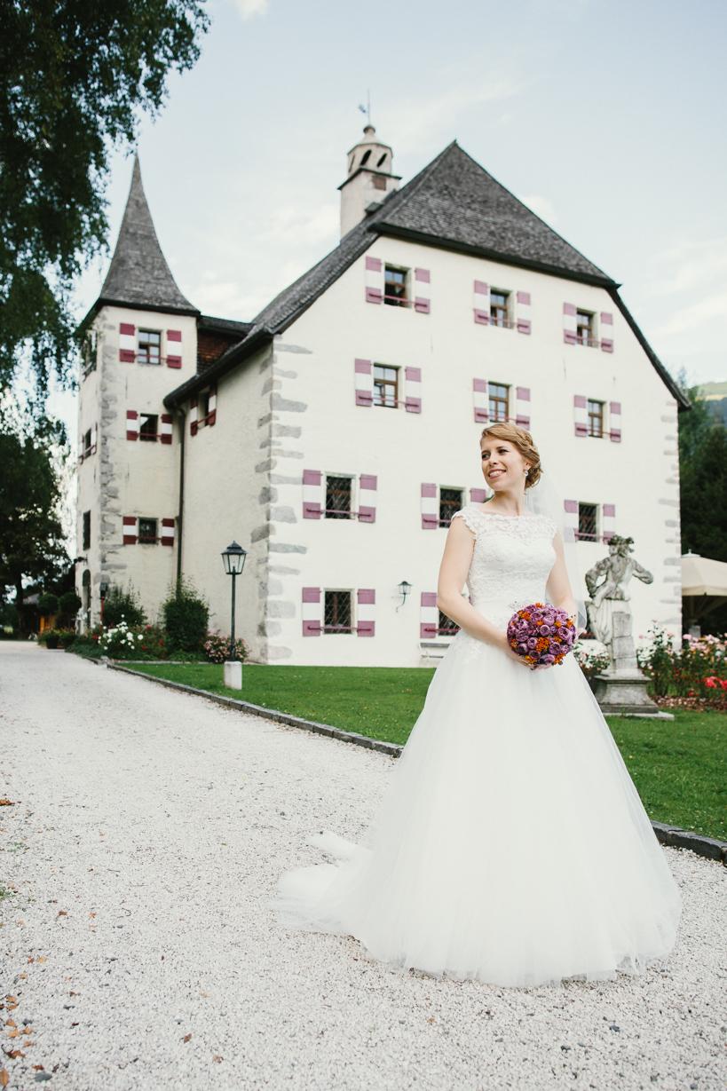 Hochzeit Schloss Prielau