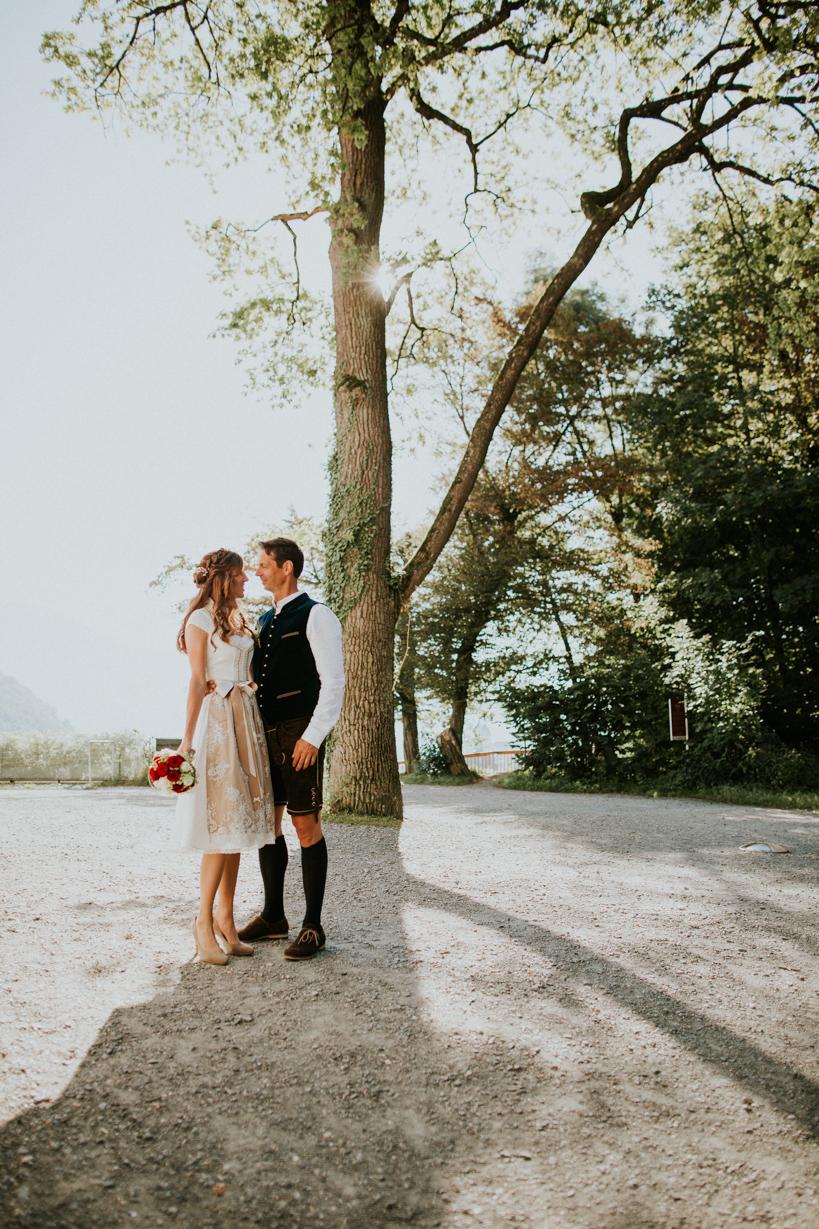 Hochzeit - Sarah und Ludwig - Mönchsberg