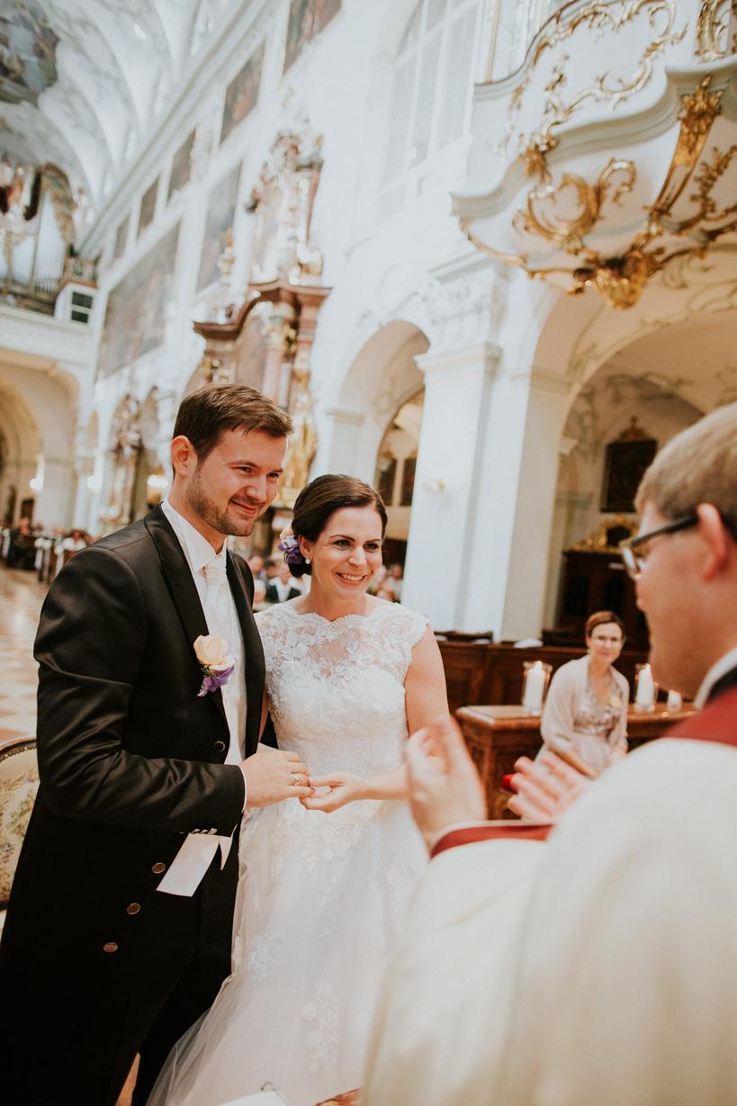 Hochzeit - Petra und Richard - Stiftskirche St.Peter