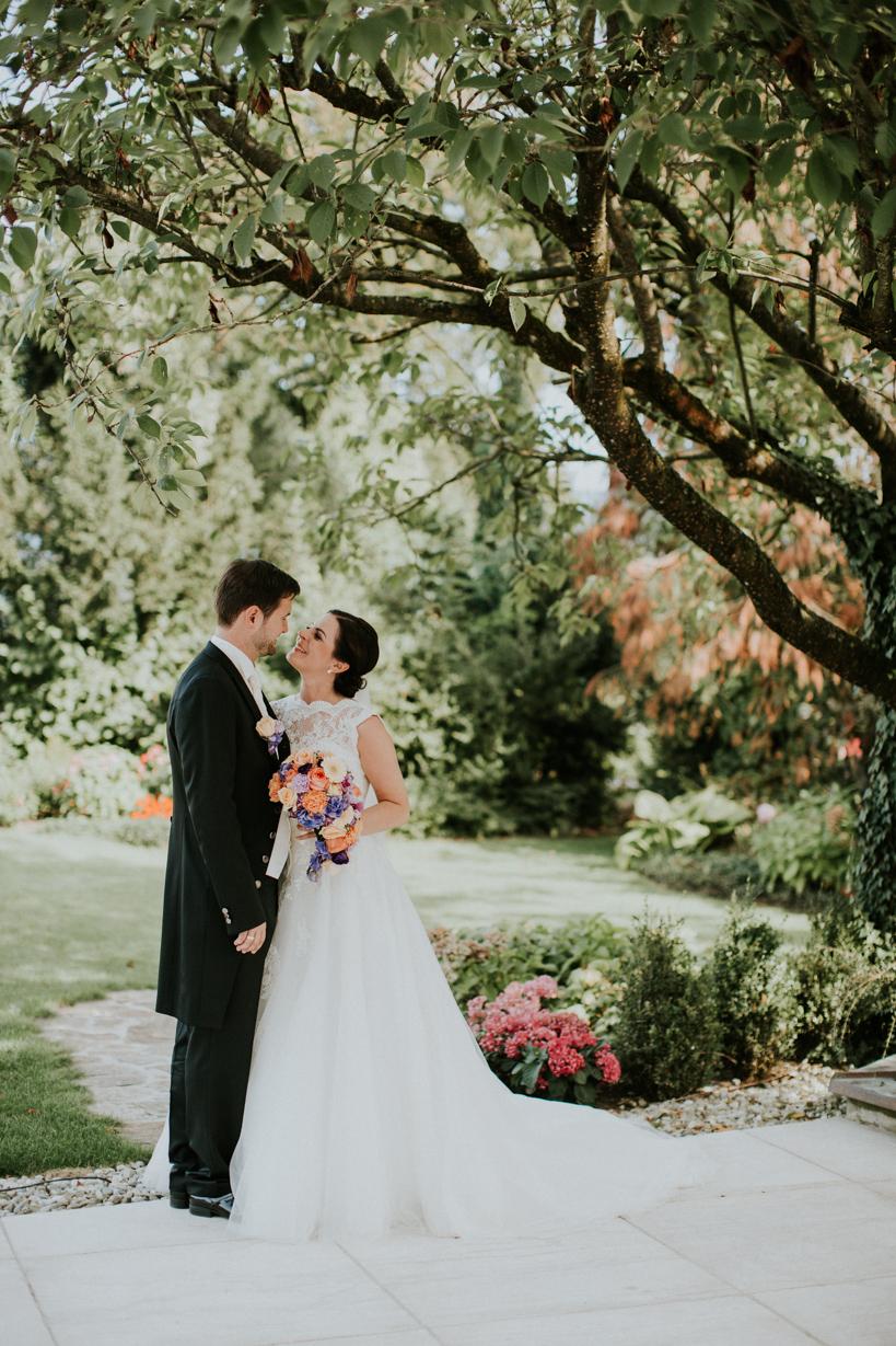 Hochzeit - Petra und Richard - Mönchstein