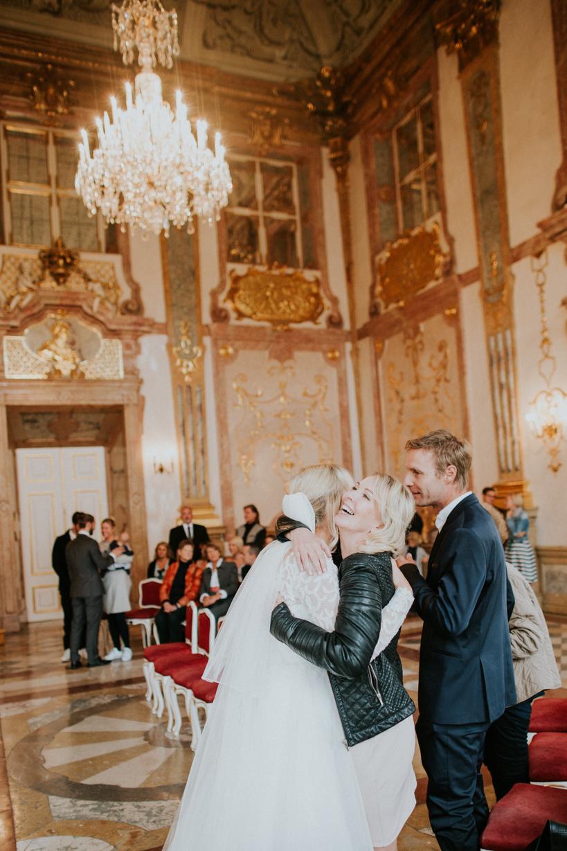 Hochzeit Marmorsaal Salzburg