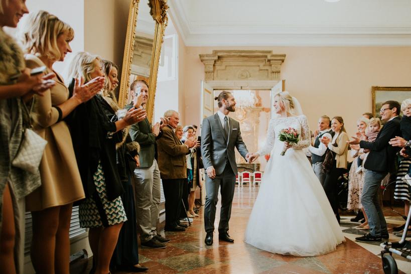 Hochzeit Lisa und Florian - Marmorsaal