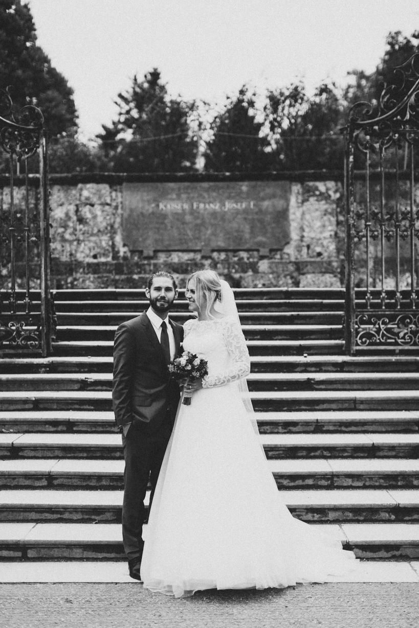 Hochzeit Lisa und Florian - Mirabellgarten