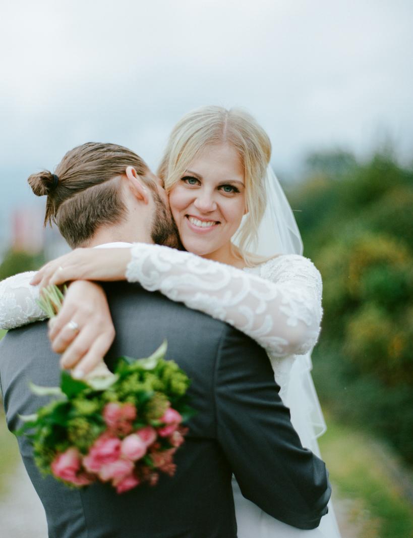 Contax 645 Film Hochzeitsfotografie Analog