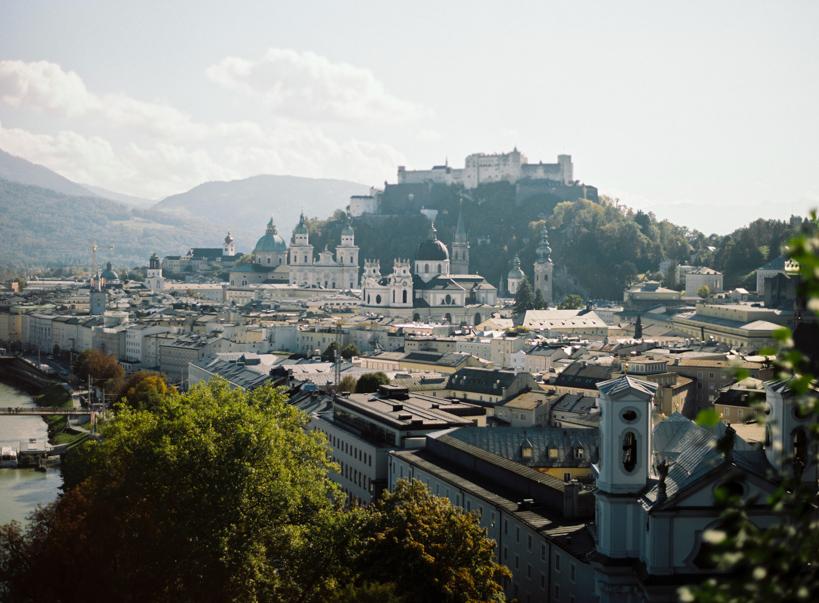 Salzburg Analog Film Contax 645