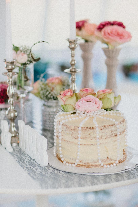 Hochzeit Inspiration Shooting Hochzeitstorte