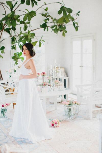 Hochzeit Inspiration Fotoshooting