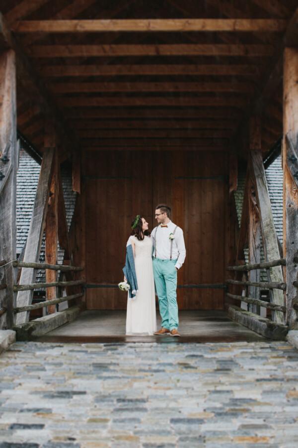 Hochzeit - Rebecca und Maximilian - Winterstellgut