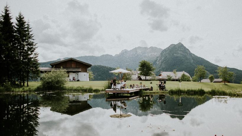 Hochzeitslocation Winterstellgut