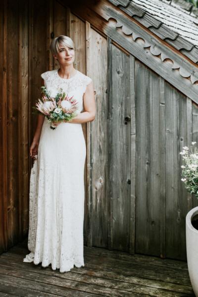 Hochzeit am Winterstellgut - Claudia & Roland