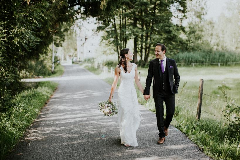 Hochzeit am Schloss Prielau, Zell am See