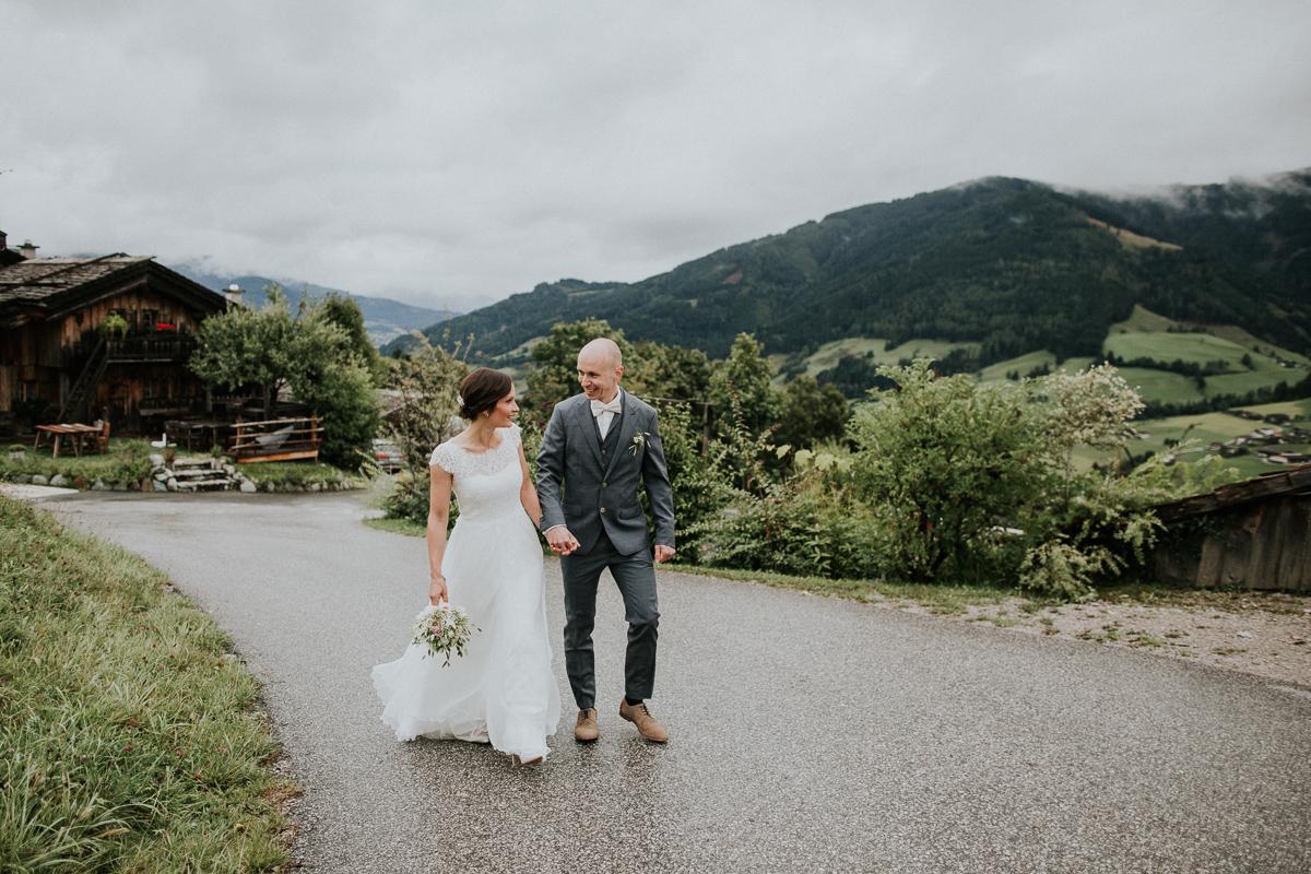 Hochzeit Priesteregg - Mama Thresl