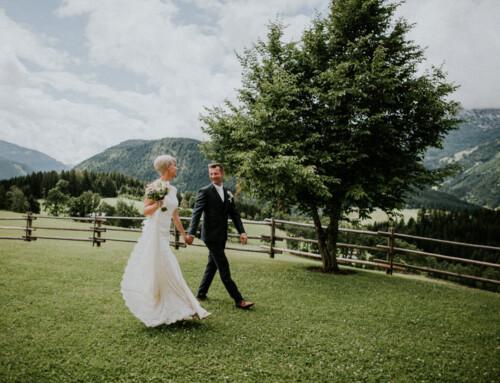 Hochzeit – Claudia & Roland – Winterstellgut