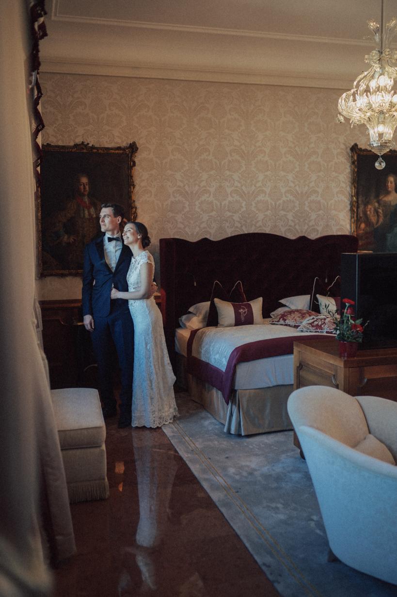 Wedding Salzburg - Schloss Mönchstein