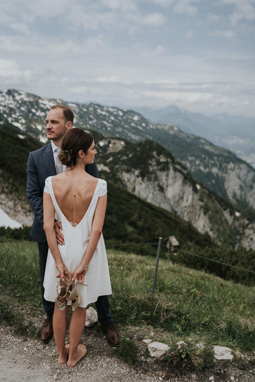 Hochzeit M&M am Untersberg