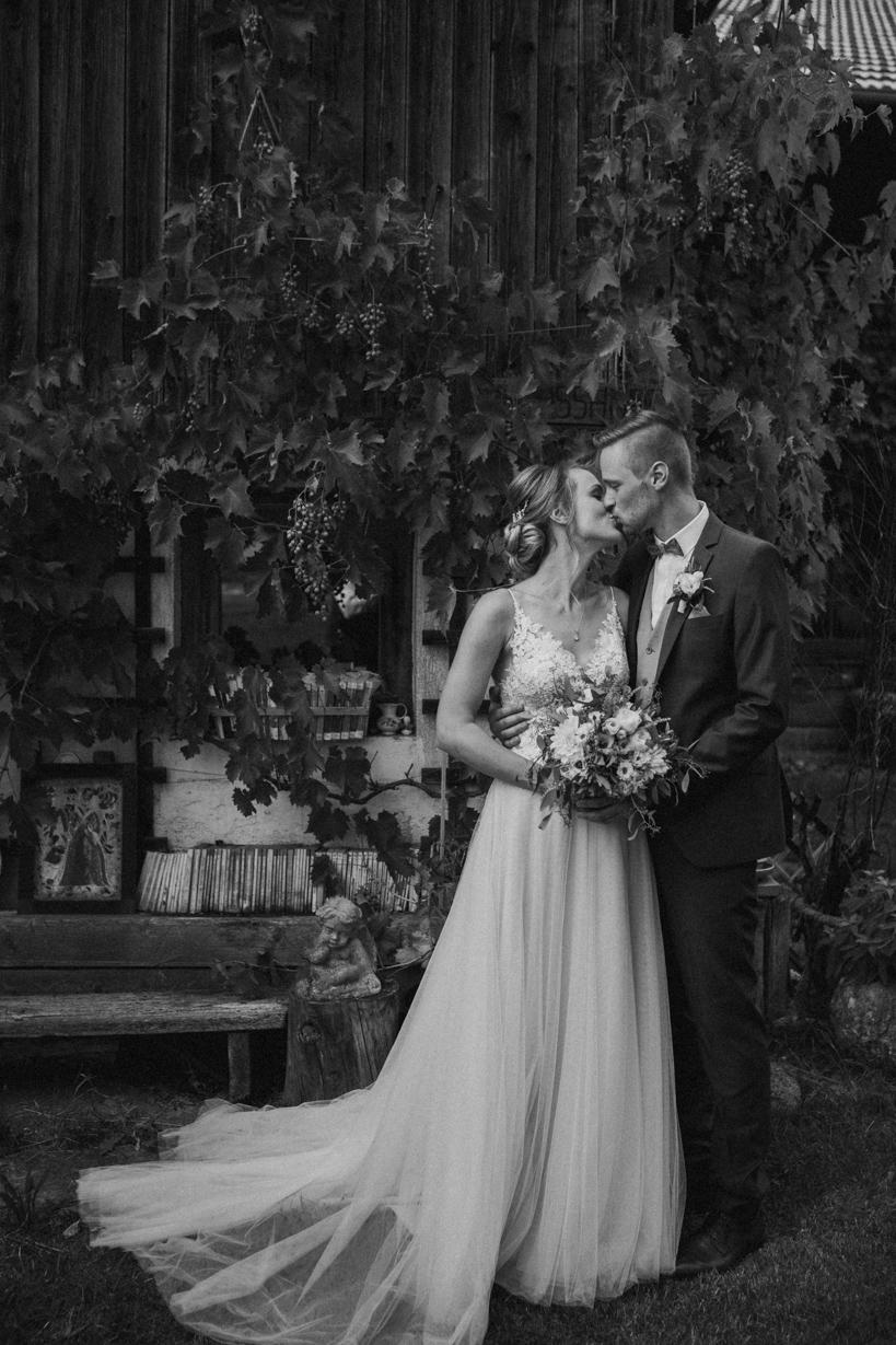 Hochzeit Sabrina und Thomy - Knallerhof