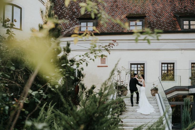Hochzeit Hülya und Mehmet - Schloss Oberndorf