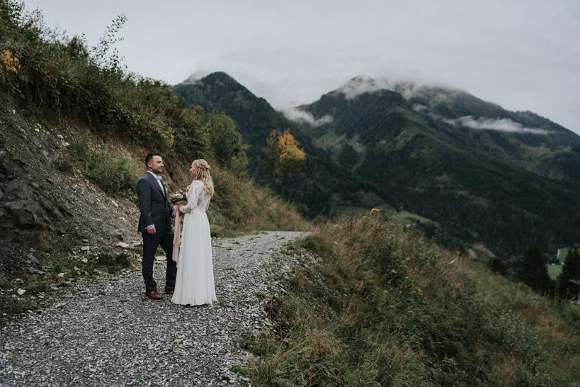 Hochzeit Lisa und Zafer - Oberforsthofalm
