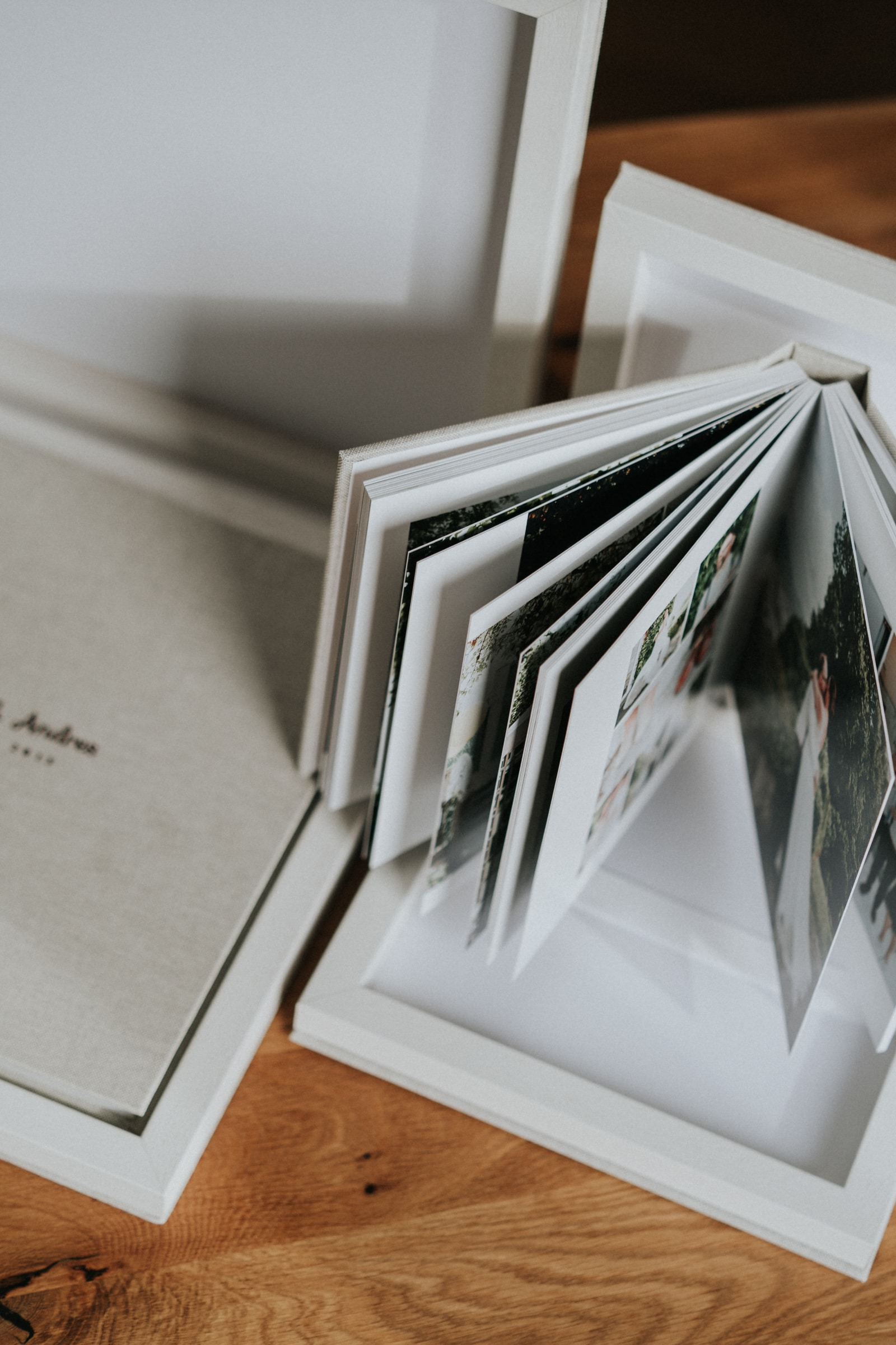 Hochwertige Hochzeitsbücher - Erinnerungen für Generationen