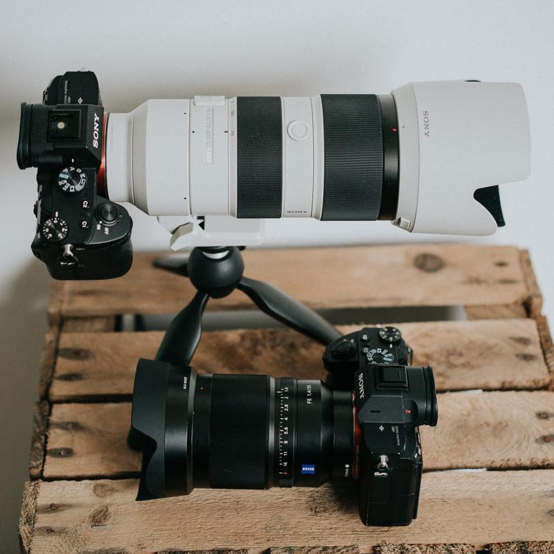 Sony Alpha Kameras für Hochzeitsfotografen
