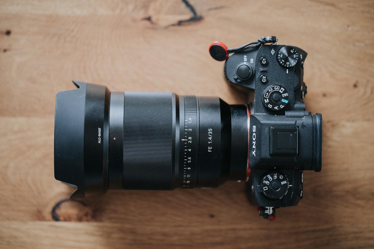 Sony Alpha 9 für Hochzeitsfotografen